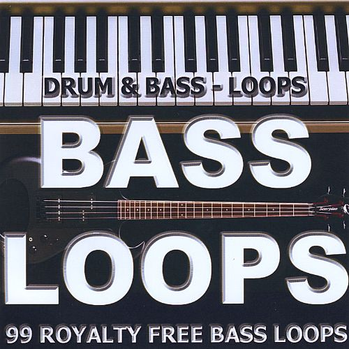 Bass Loops: 99 Royalty Free Bass Loops
