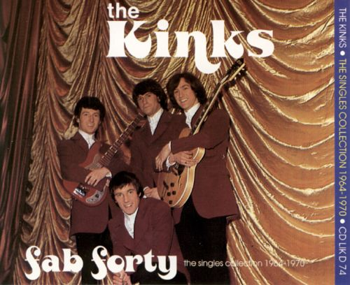 Fab Forty: The Singles Collection 1964-1970