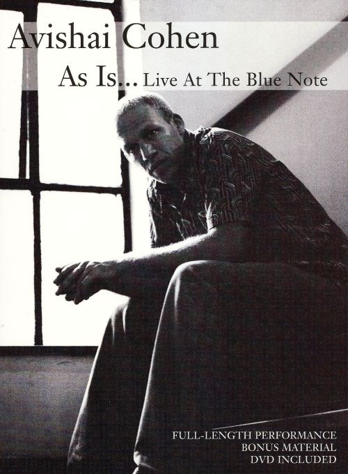 As Is...Live at the Blue Note [DVD]