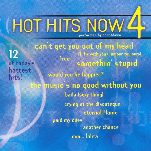 Hot Hits Now, Vol. 4