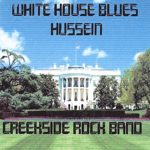 A White House Blues and Hussein CD