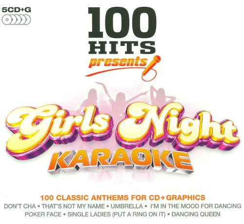 100 Hits Presents: Karaoke Girls Night