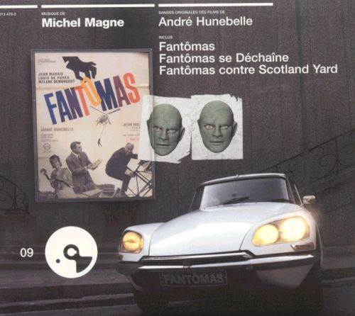Trilogie Fantomas [Original Soundtrack]