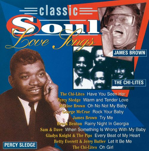 Classic Soul Love Songs - Various Artists