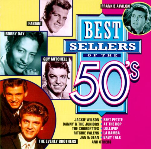 Best Sellers of the 50's