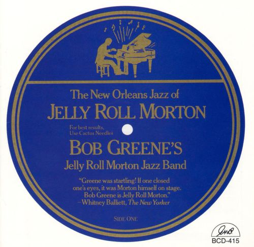 World of Jelly Roll Morton