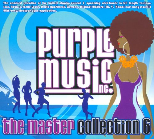 Purple Music Presents: The Master Collection, Vol. 6