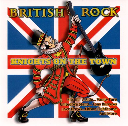 British Rock: Knights on the Town