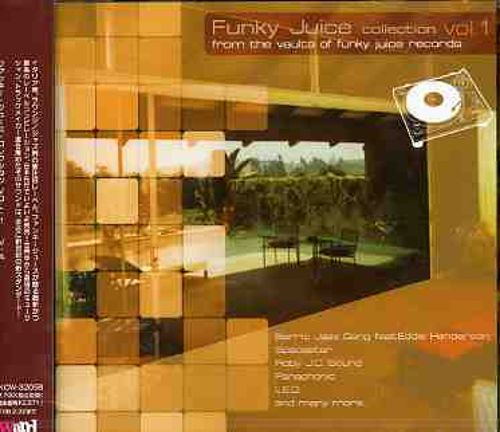 Funky Juice Records Collection, Vol. 1