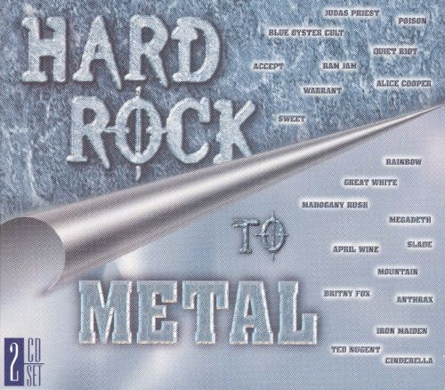 Hard Rock to Metal