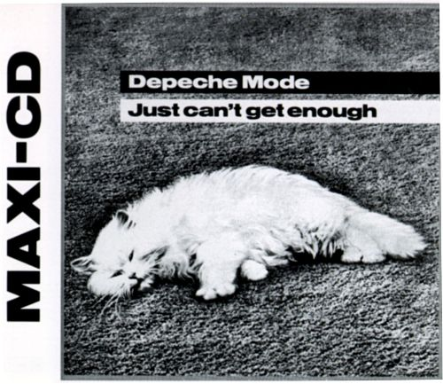 Just Can't Get Enough - Depeche Mode