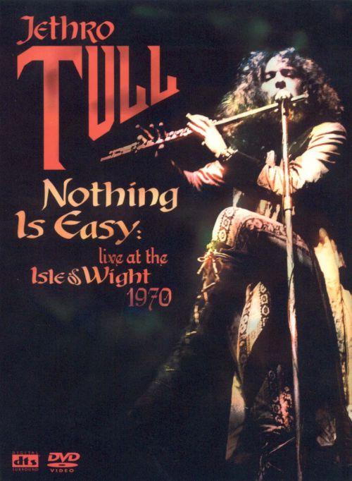 Nothing Is Easy: Live at the Isle of Wight 1970 [DVD]