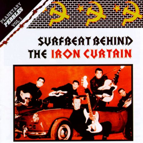 Surfbeat Behind the Iron Curtain, Vol. 1