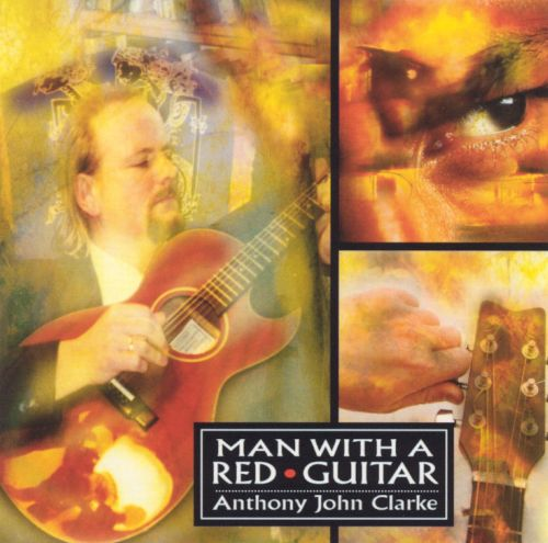 Man with a Red Guitar