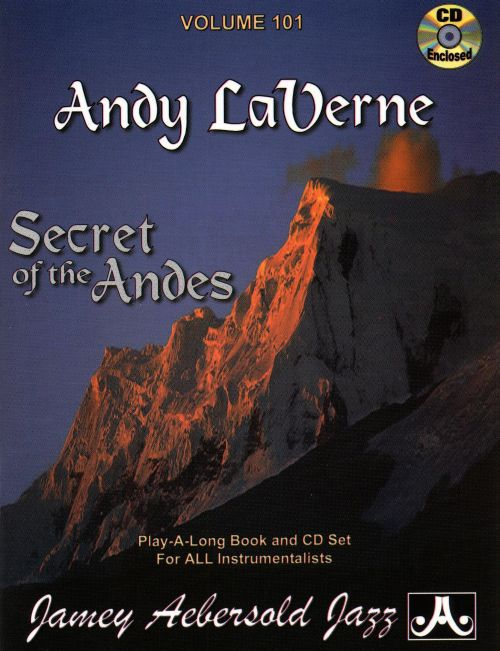 Andy Laverne: Secret of the Andes