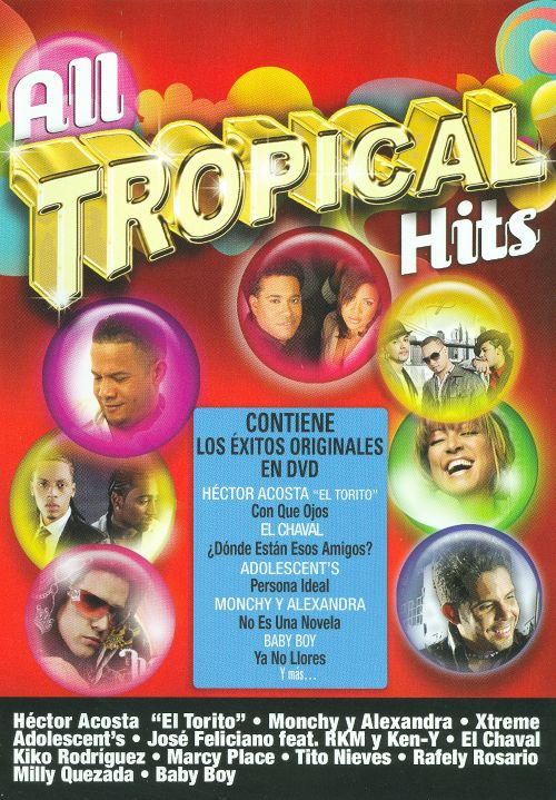 All Tropical Hits [DVD]