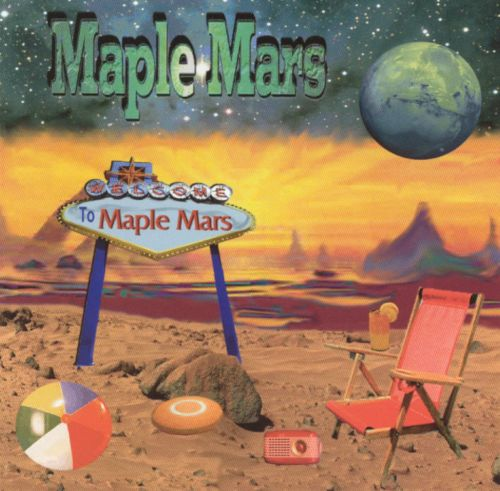 Welcome to Maple Mars