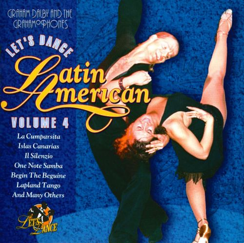 Let's Dance Latin American, Vol. 4