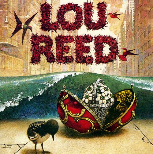 Image result for Lou Reed