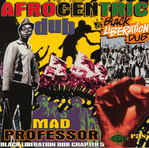 Afrocentric Dub: Black Liberation Dub, Chapter 5