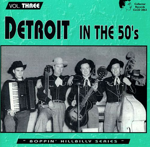 Detroit in the 50's, Vol. 3