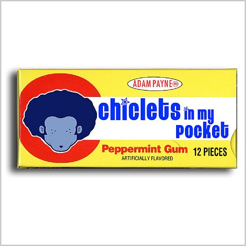 Chiclets in My Pocket