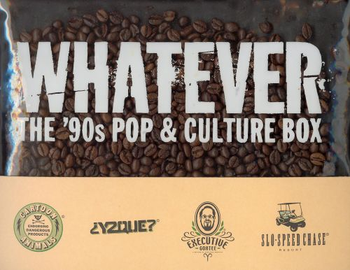 Whatever: The '90s Pop and Culture Box