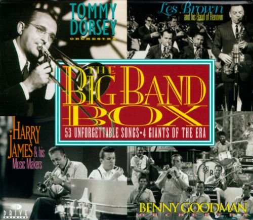 The Big Band Box [Drive]
