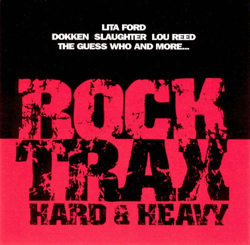 Rock Trax: Hard & Heavy