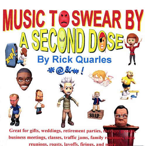 Music to Swear By: A Second Dose