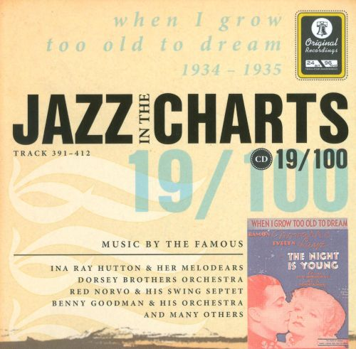 Jazz in the Charts, Vol. 19: When I Grow Too Old To Dream 1934-1935