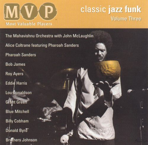 Classic jazz funk vol 3 mastercuts various artists for Classic house mastercuts vol 3