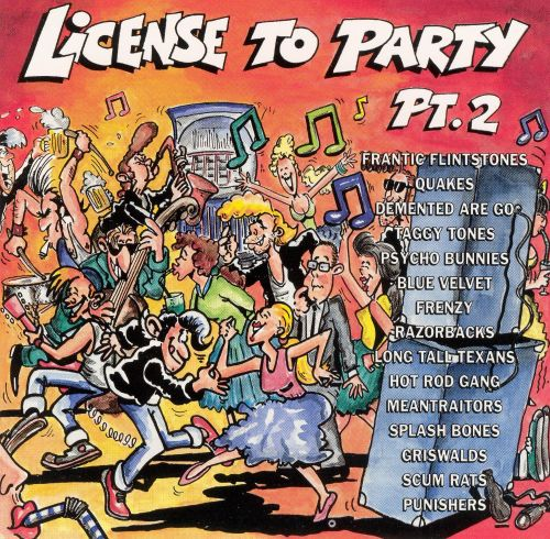 License to Party, Vol. 2