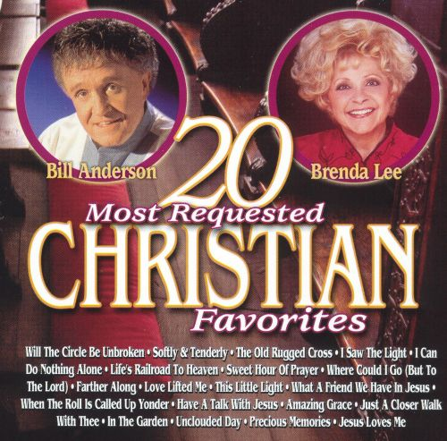 20 Most Requested Christian Favorites
