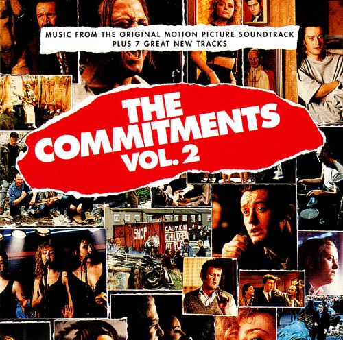 The Commitments Vol 2 Original Soundtrack Songs