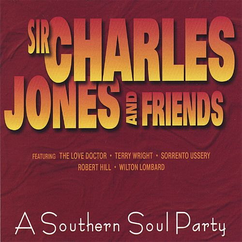 Sir Charles Jones and Friends