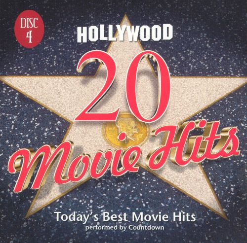 20 Hollywood Movie Hits [Disc 4]
