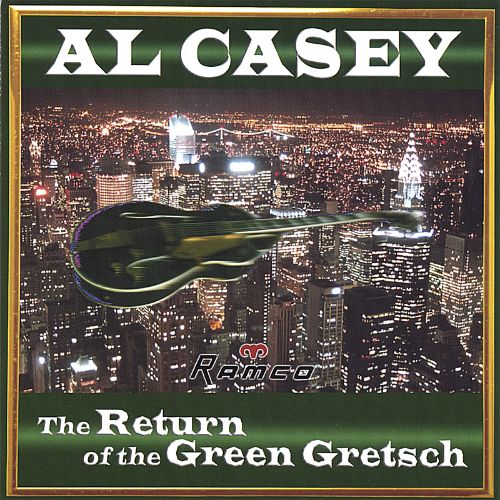 The Return of the Green Gretsch