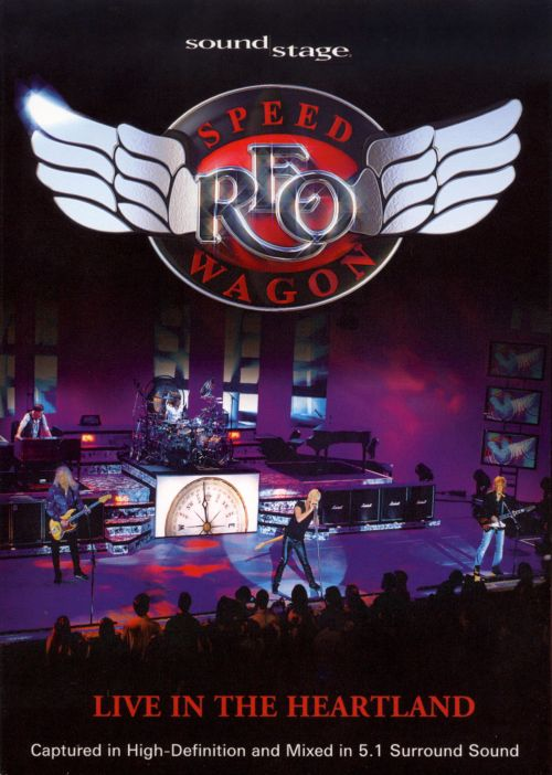 Soundstage: REO Speedwagon - Live in the Heartland [DVD ...