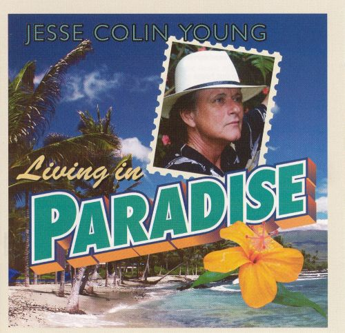 Modern Living In A Majorcan Paradise: Living In Paradise - Jesse Colin Young