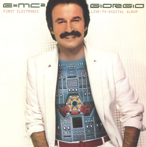 E=MC2 - Giorgio Moroder | Songs, Reviews, Credits | AllMusic