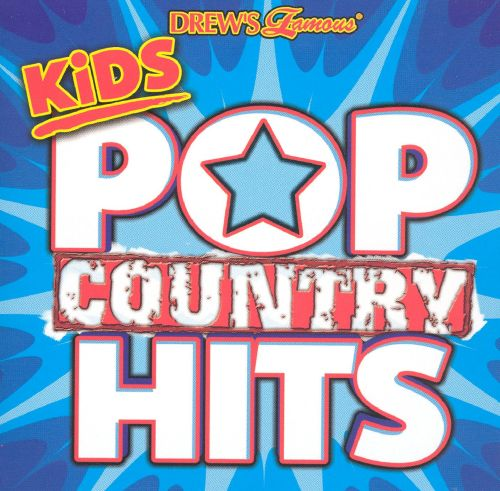 Drew's Famous Kids Pop Country Hits