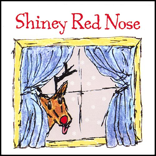 Shiney Red Nose