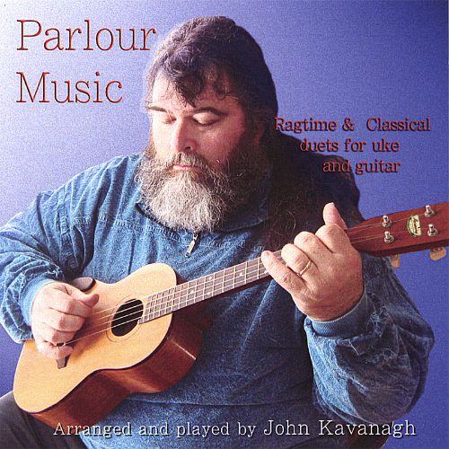 Parlour Music: Ragtime & Classical Duets for Uke and Guitar