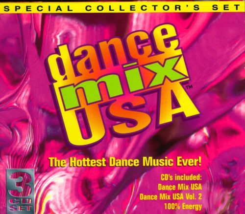Dance Mix USA, Vol. 1 [Box]