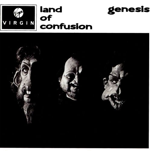 Land of Confusion [4 Tracks]