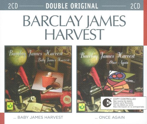 Baby James Harvest/Once Again