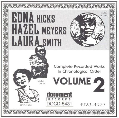 Complete Recorded Works, Vol. 2 (1923-27)