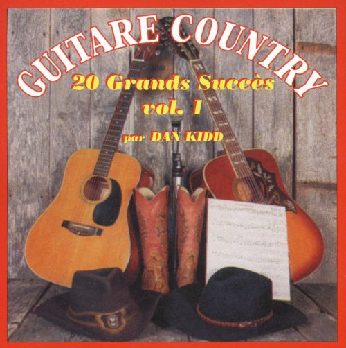 Guitare Country: 20 Grandes Succès, Vol. 1