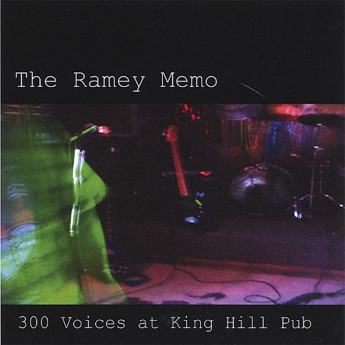 300 Voices at King Hill Pub
